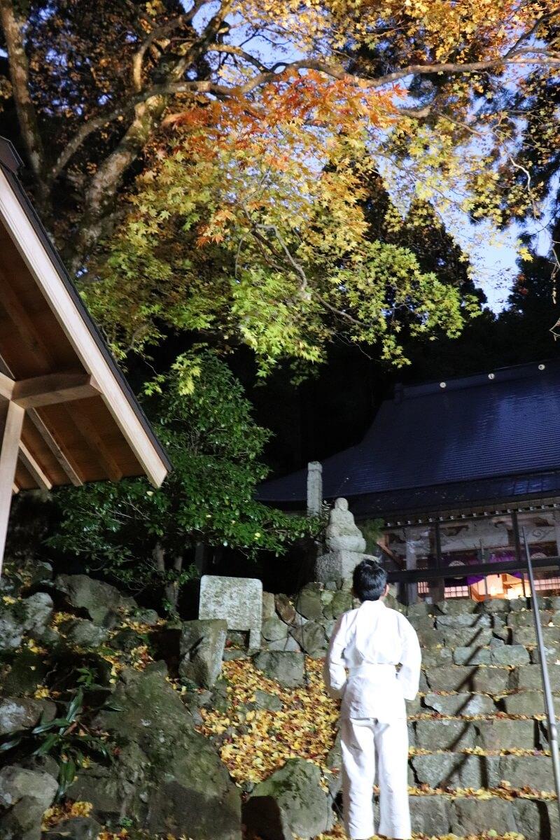 Bodai-ji Temple(菩提寺)奈義町