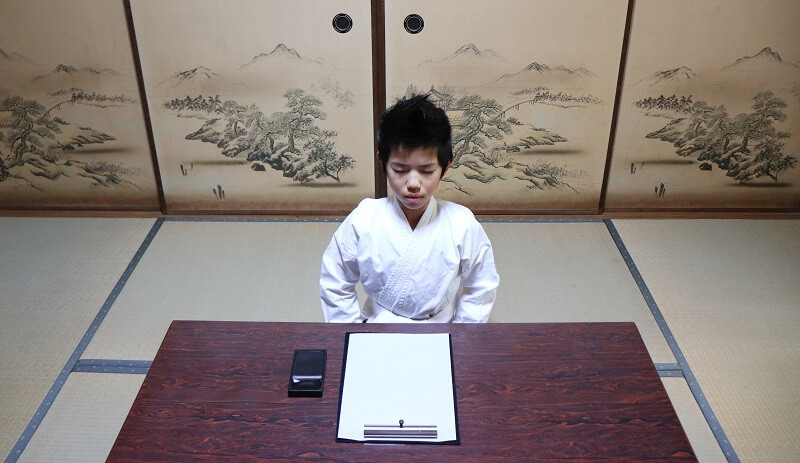 Kakizome(書初め)