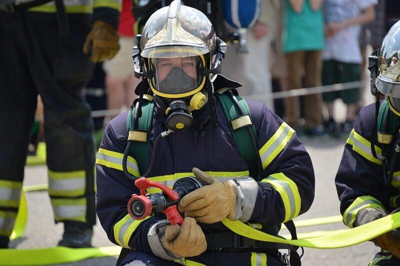 firefighter(消防士)