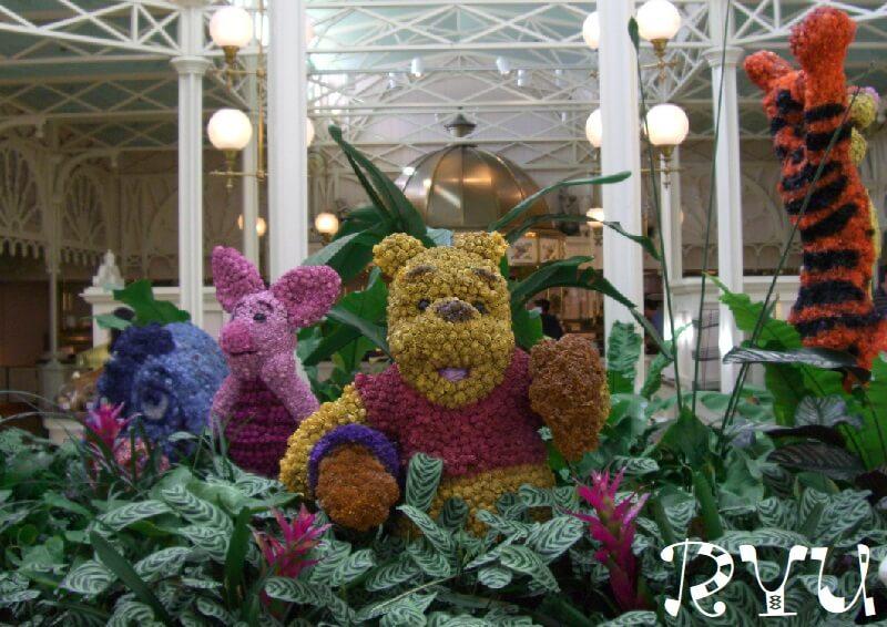 Winnie the Pooh(くまのプーさん)