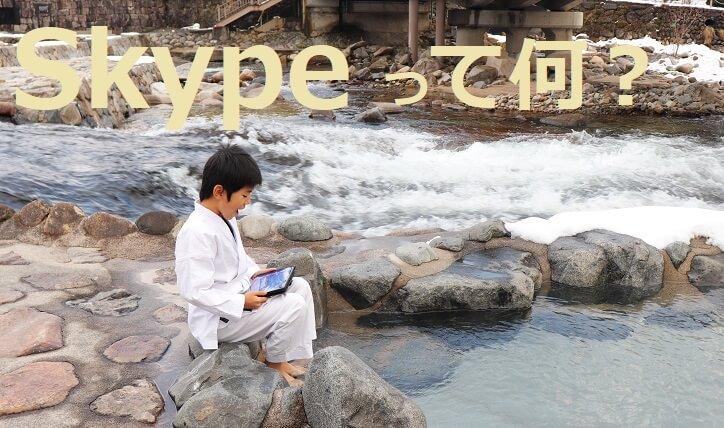 Skype(スカイプ)って何?