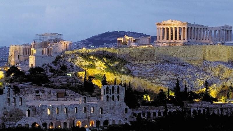 Parthenon(パルテノン神殿)