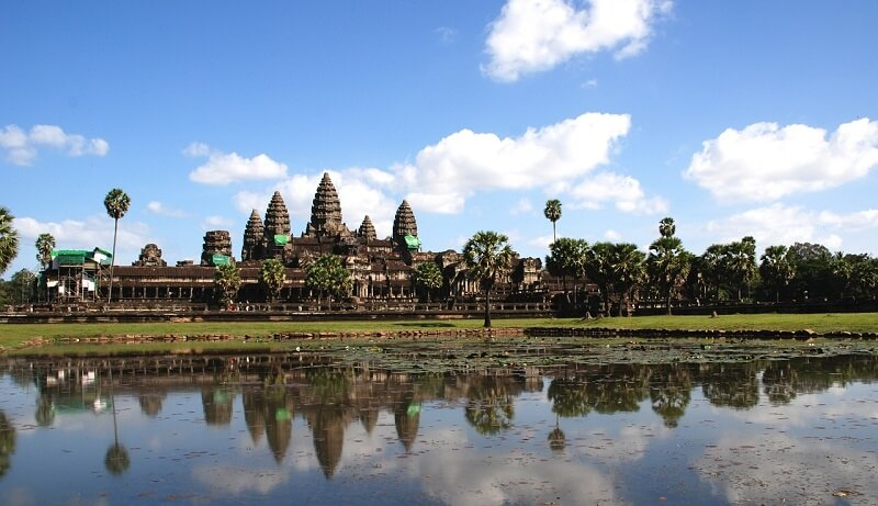 Angkor Wat(アンコールワット)