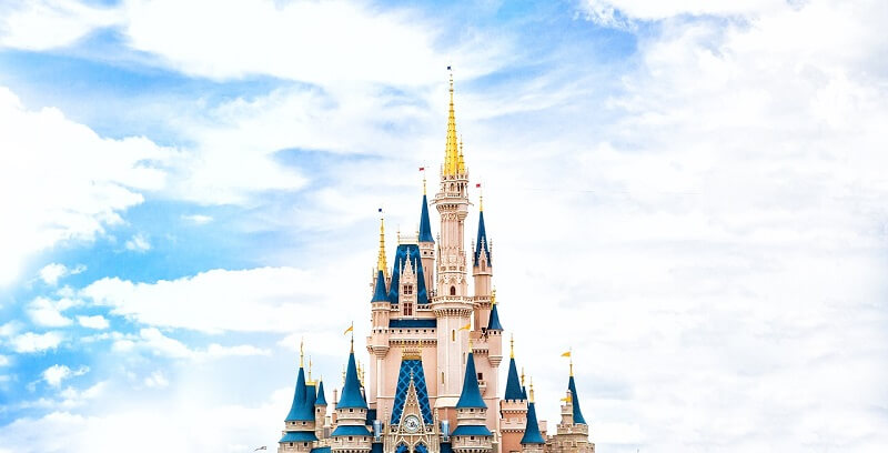 castle(城)・ディズニープリンセス(disney princess)