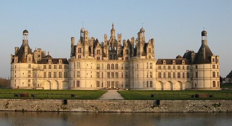 Château de Chambord(シャンボール城)