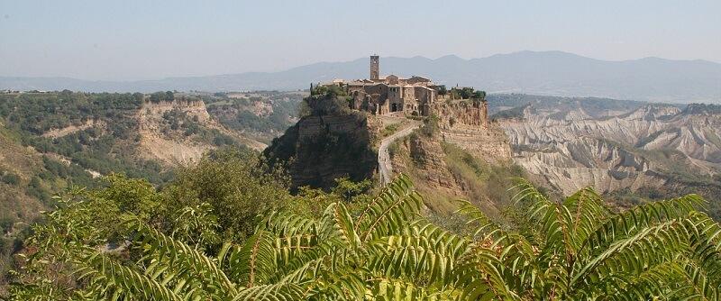 Civita di Bagnoregio(チヴィタ・ディ・バーニョレージョ)・Italy(イタリア)
