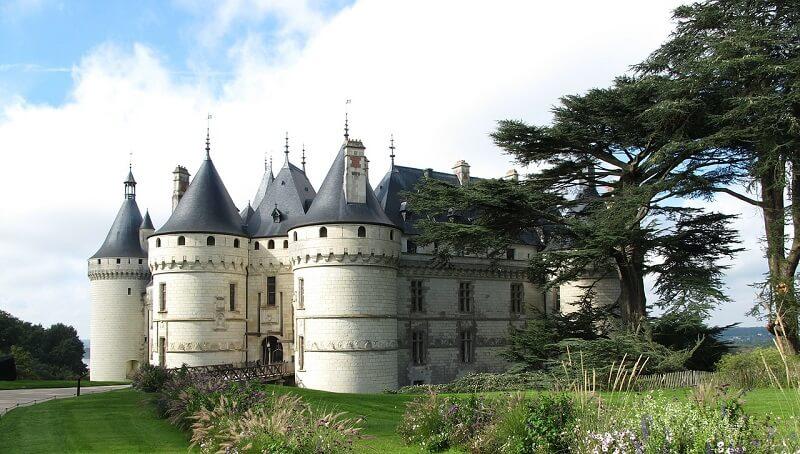 Château de Chaumont(ショーモン城)