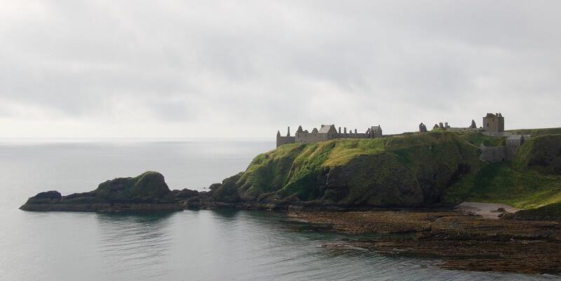 Dunnottar Castle(ダノッター城)