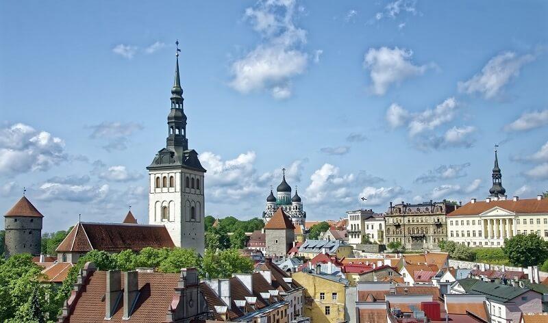 Tallinn(タリン)・Estonia(エストニア)