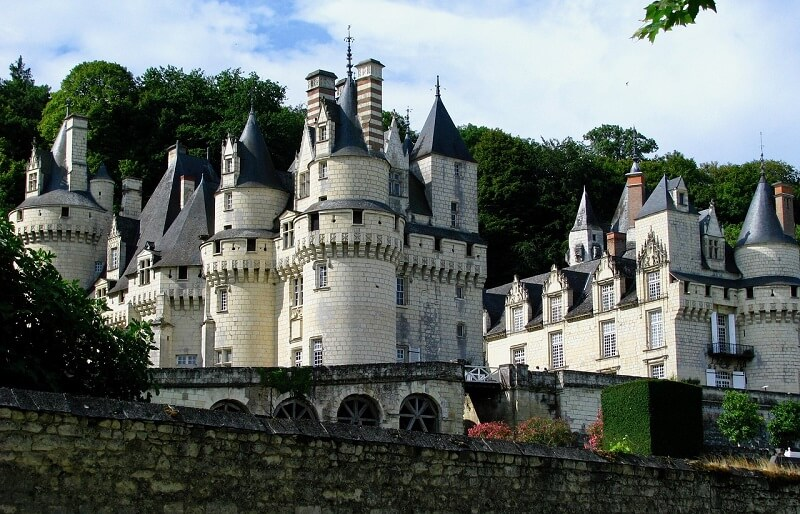 Château d'Ussé(ユッセ城)