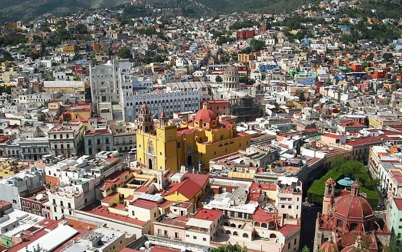 Guanajuato(グアナファト)