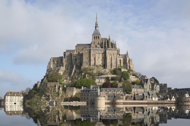 Mont Saint-Michel(モン・サン=ミシェル