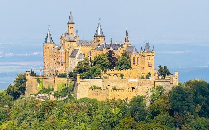Hohenzollern Castle(ホーエンツォレルン城)