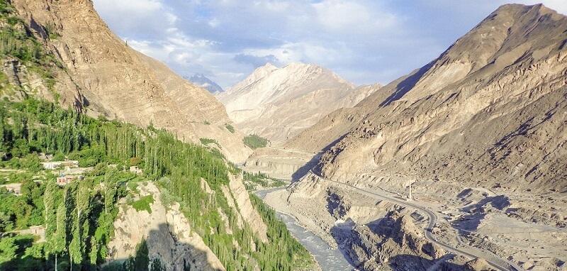 Hunza Valley(フンザ)・Pakistan(パキスタン)
