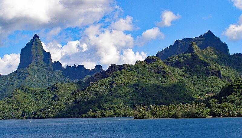 Mo'orea(モーレア島)