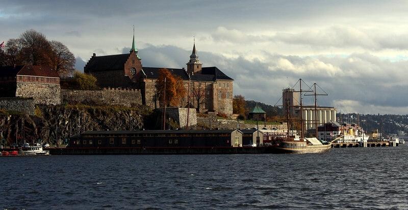 Akershus Fortress(アーケシュフース城)