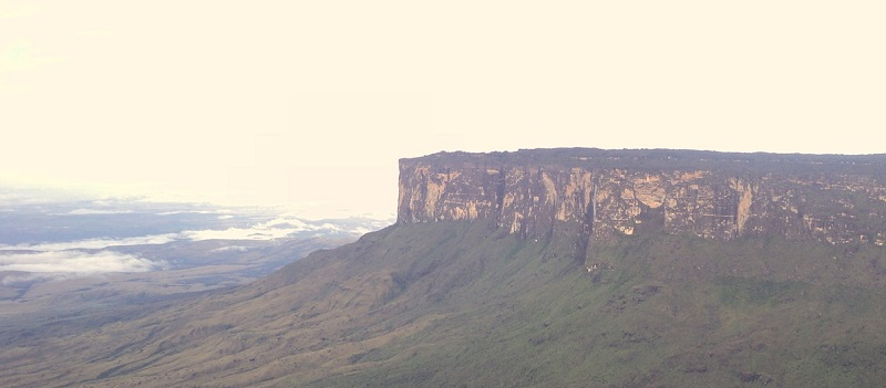 Mount Roraima(ロライマ山)
