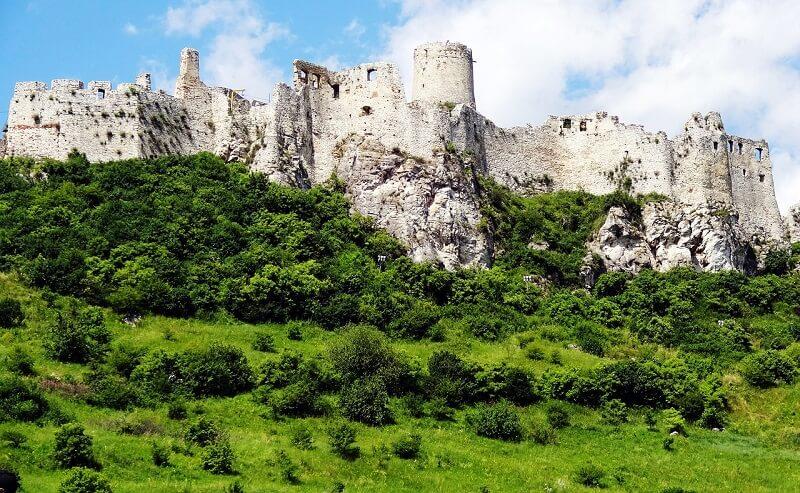 Spiš Castle(スピシュ城)・Slovakia(スロバキア)