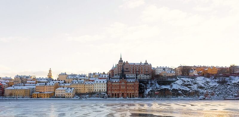 Stockholm(ストックホルム)・Sweden(スウェーデン)