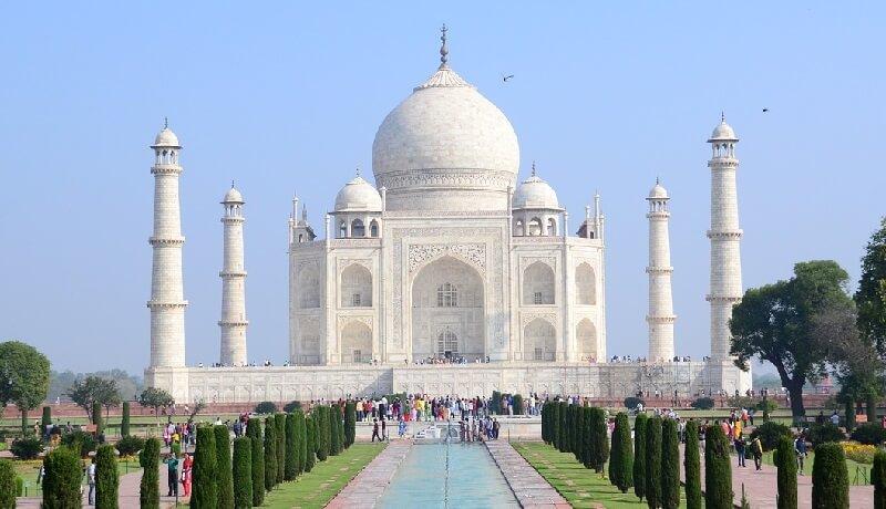Taj Mahal(タージ・マハル)
