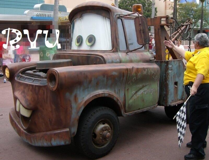 Cars(カーズ)Mater(メーター)