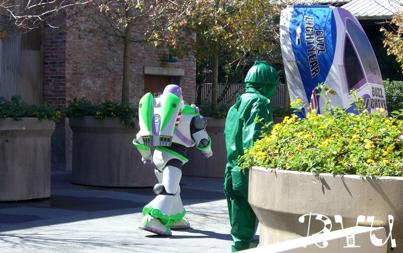 Toy Story(トイ・ストーリー)Buzz Lightyear(バズライトイヤー)