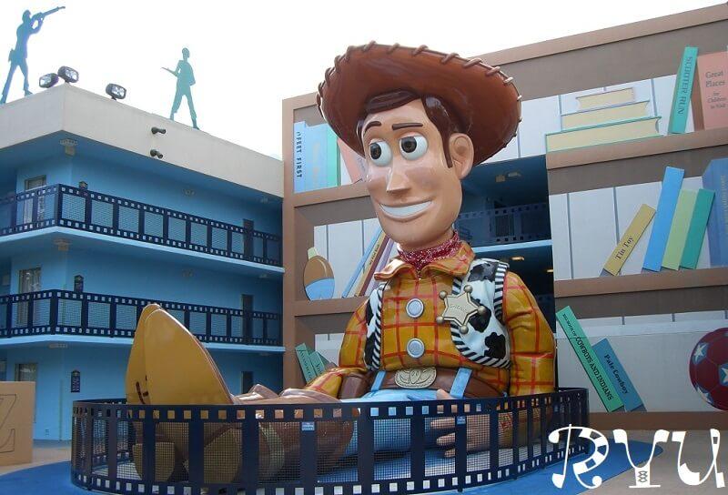 Toy Story(トイ・ストーリー)Woody(ウッディ)