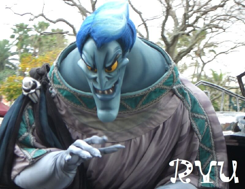 Disney Villains(ヘラクレスのハデス)