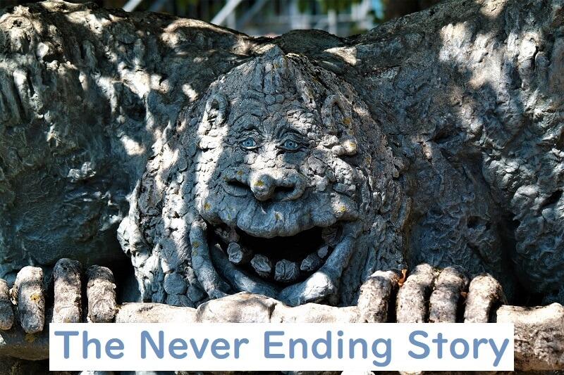 ネバーエンディングストーリー(The Never Ending Story)