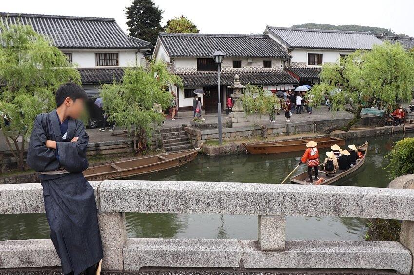 Kurashiki Bikan historical quarter(岡山県倉敷美観地区)