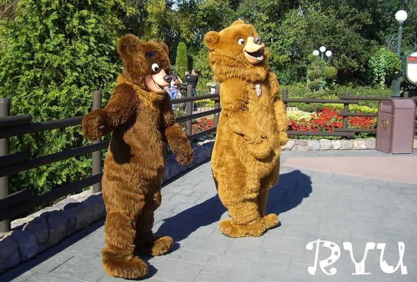 ブラザー・ベア(Brother Bear)