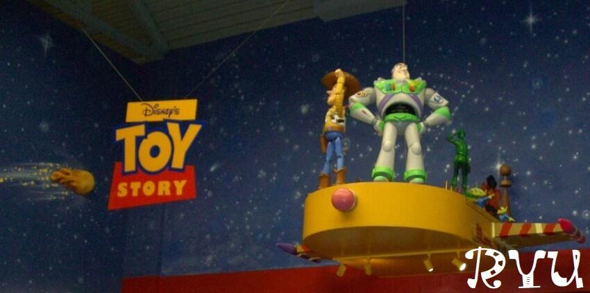 トイストーリー(Toy Story)